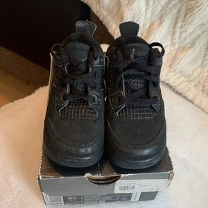 Jordan 4 retro (toddler) shoes sneakers